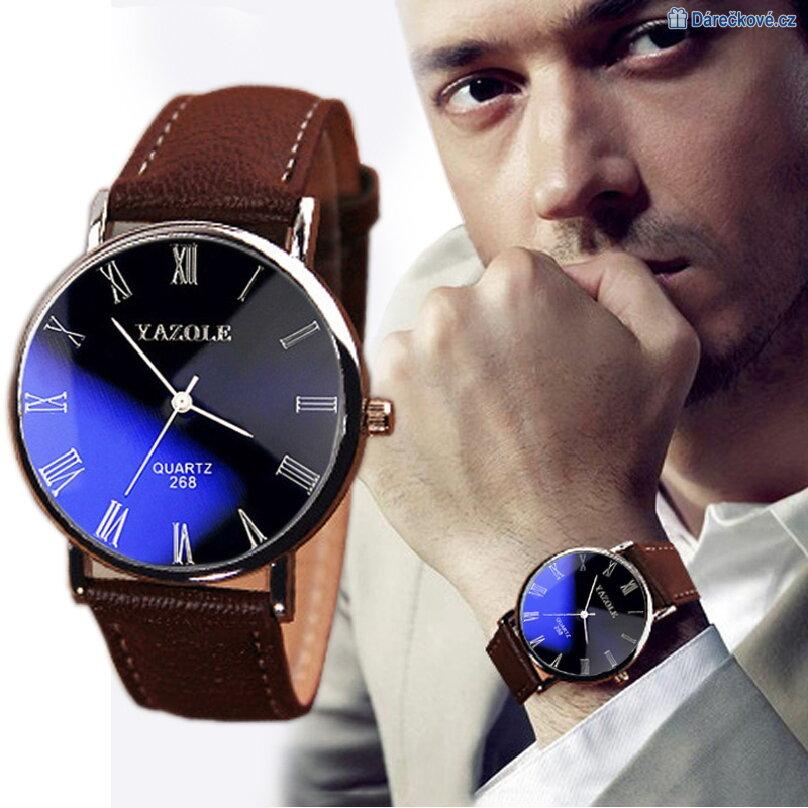 Stylové Business pánské analogové hodinky b497338c5f