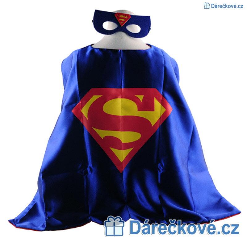 Dětský kostým Superman 9d3eef02d03