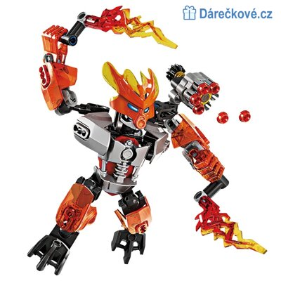 Bojovník Bionicle protecter of Fire