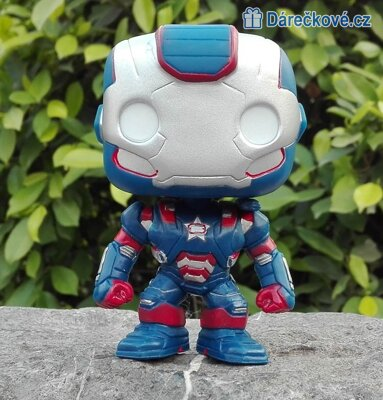 Figurka POP Marvel Avengers Iron Man Patriot