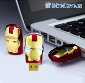 USB flash disk Iron Man