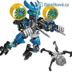 Bojovník Bionicle protecter of Water