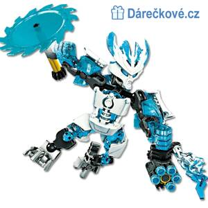 Bojovník Bionicle protecter of Ice