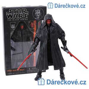 Figurka Darth Maul ze Star Wars, vel. 16cm